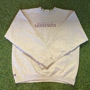 🐿VTG University of Minnesota Gophers Crewneck